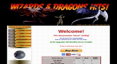 Wizards & Dragons Hits